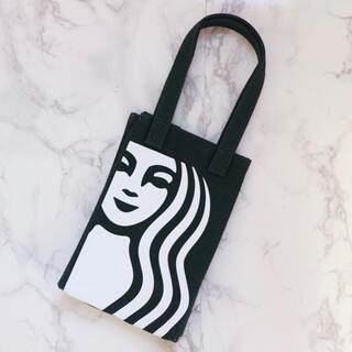Starbucks Coffee - 【新品】台湾スターバックス ドリンクバッグ タンブラーバッグ サイレン 緑