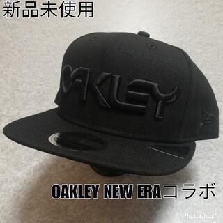 NEW ERA - 新品未使用オークリーニューエラコラボキャップ OAKLEY  NEW ERA