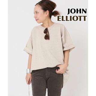 DEUXIEME CLASSE - ドゥーズィエムクラス【JOHN ELLIOTT/ジョン エリオット】 Tシャツ
