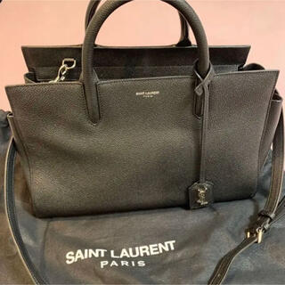Saint Laurent - 【超美品】サンローランパリ カバ・リヴゴーシュ  2WAYバッグ