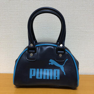PUMA - PUMA プーマ トートバッグ ミニボストンバッグ   ミニスポーツバッグ