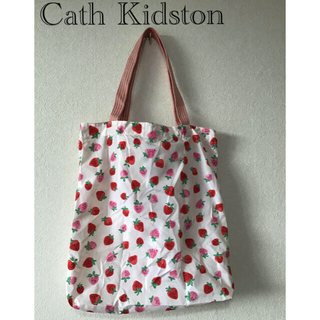 Cath Kidston - Cath Kidston いちご エコバッグ トート