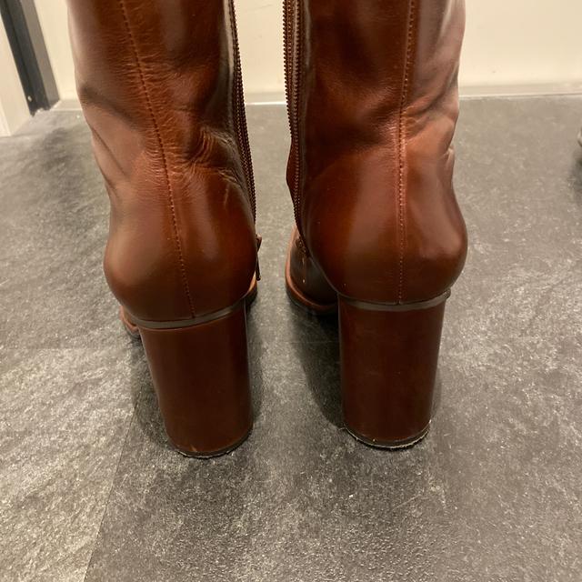 Ameri VINTAGE(アメリヴィンテージ)のブラウン完売商品 レディースの靴/シューズ(ブーツ)の商品写真