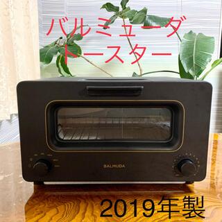 BALMUDA - バルミューダ スチームオーブントースター K01E-KG 2019年製