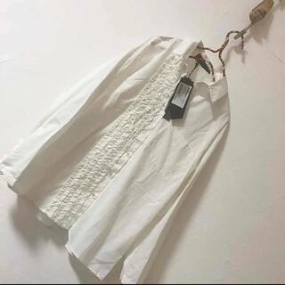スコットクラブ(SCOT CLUB)のmicalle micalle ♡新品デザインシャツ(シャツ/ブラウス(長袖/七分))