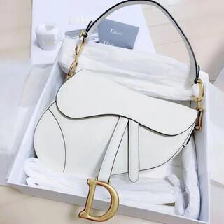 Christian Dior - DIOR SADDLE バッグ グレインドカーフスキン