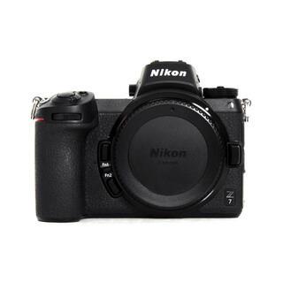 Nikon - 【美品】NIKON Z7 ボディ