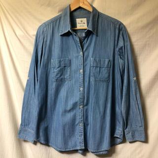 CIAOPANIC TYPY - チャオパニックティピー 2way デニムシャツ フリーサイズ