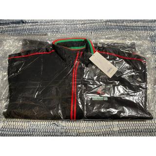 ファセッタズム(FACETASM)のFACETASM × NIKE トラックジャケット ブラック Lサイズ コラボ(ナイロンジャケット)