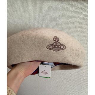 Vivienne Westwood - vivienne westwood ORB刺繍 バスクベレー帽