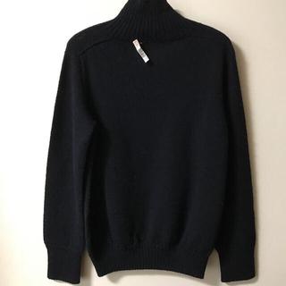 マーガレットハウエル(MARGARET HOWELL)のhanaさま専用●ハイネック ニット セーター 2 イギリス製(ニット/セーター)