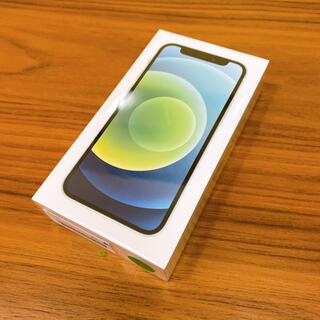 iPhone - 【新品未開封】iPhone 12 mini グリーン simフリー