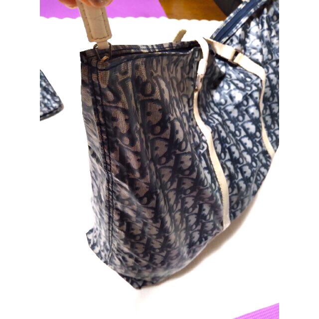 Christian Dior(クリスチャンディオール)のDior トラベラーバック レディースのバッグ(トートバッグ)の商品写真