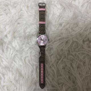 COACH - ❤️超美品❤️ コーチ レディース時計