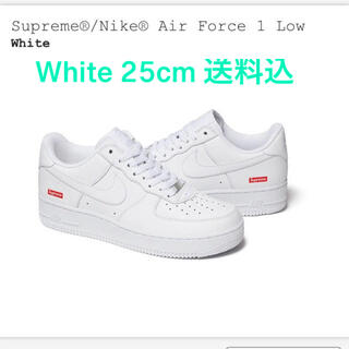 Supreme - Supreme Nike Air Force1 Low 25cm US7 送料込