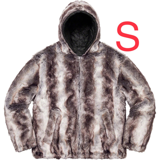 Supreme - 【希少S】Supreme Faux Fur Reversible Jacket