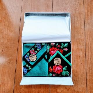 FEILER - 【新品・未使用】プレゼントにもつかえる!FEILER ハンカチセットと巾着袋
