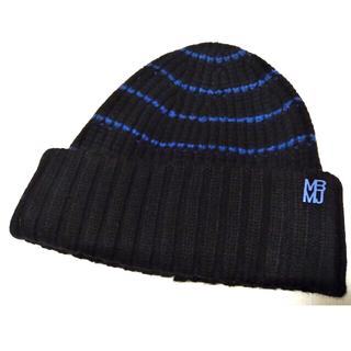マークバイマークジェイコブス(MARC BY MARC JACOBS)のMARC JACOBS ニット帽(ニット帽/ビーニー)