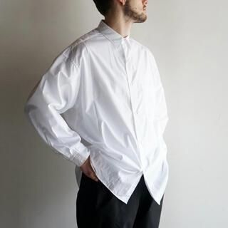 1LDK SELECT - 20ss  graphpaper オーバーサイズ レギュラーカラーシャツ