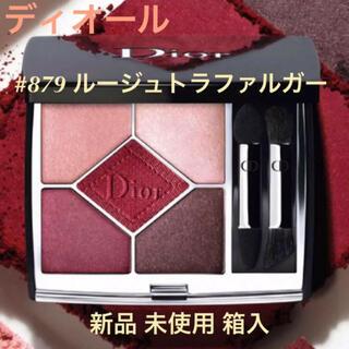 Dior - ◆新品◆ ディオール サンク クルール クチュール 879ルージュトラファルガー