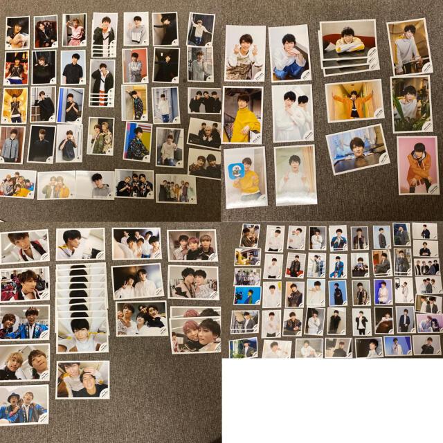Johnny's(ジャニーズ)のSnowMan 渡辺翔太 公式写真 エンタメ/ホビーのタレントグッズ(アイドルグッズ)の商品写真