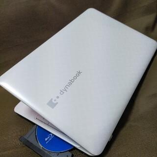 東芝 - 高スペック/爆速4コア i7/SSD256GB/ノートパソコン/ブルーレイ
