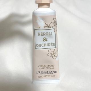 L'OCCITANE - ロクシタン ネロリ&オーキデ ハンドクリーム30ml