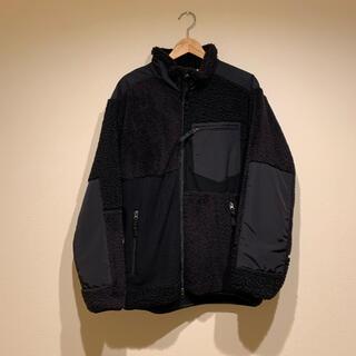 Engineered Garments - UNIQLO×EG フリースフルジップジャケット L BLACK