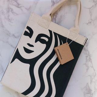 Starbucks Coffee - 【新品】台湾スターバックス ドリンクバッグ トートバッグ サイレン 緑