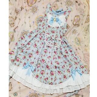 BABY,THE STARS SHINE BRIGHT - BABY ロココ・フローリアジャンパースカート