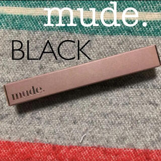mude / Inspire Curling Mascara #Black