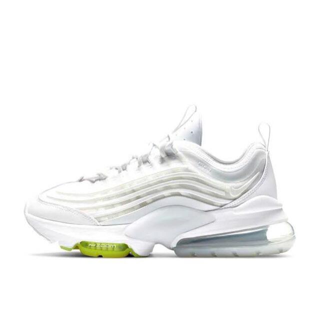 NIKE(ナイキ)のnike wmns air max zoom 950 white  レディースの靴/シューズ(スニーカー)の商品写真