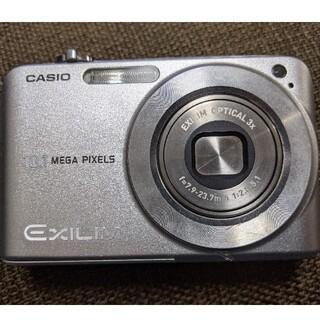 カシオ(CASIO)の値下げ中♪CASIO デジタルカメラ MEGA PIXELS EX-Z1050(コンパクトデジタルカメラ)