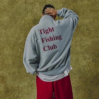 ビームス(BEAMS)のTight Booth Chaos FISHING Club グレー XL(スウェット)