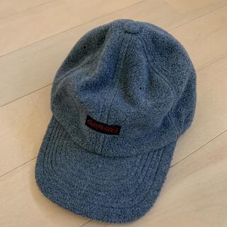 デニムダンガリー(DENIM DUNGAREE)のデニムダンガリー グラミチ フリースキャップ 54(帽子)