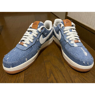 NIKE × リーバイス air force 1 by you 27.5㎝