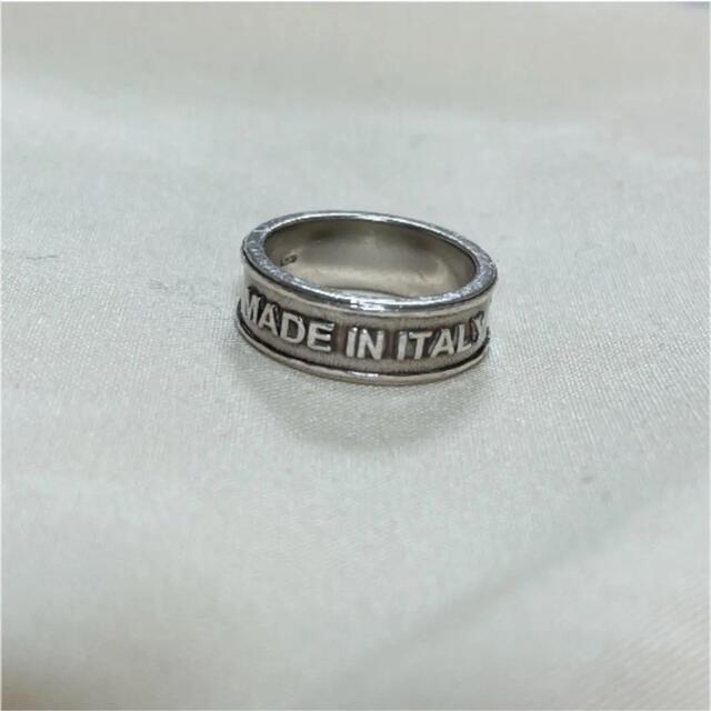 Gucci(グッチ)のグッチ ビンテージリング 15号 GUCCI メンズのアクセサリー(リング(指輪))の商品写真