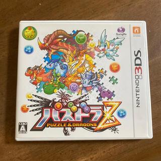 ニンテンドー3DS(ニンテンドー3DS)のパズドラZ 3DS ソフト 任天堂(家庭用ゲームソフト)