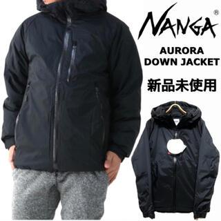 NANGA - NANGA☆オーロラダウンジャケット☆ブラック☆新品未使用☆日本製☆XLサイズ☆