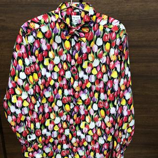 ポールスミス(Paul Smith)の【美品】ポールスミス チューリッププリントシャツ(シャツ)