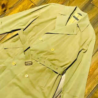 バーニーズニューヨーク(BARNEYS NEW YORK)の90's BARNEYS NEW YORK Oversized Coat(トレンチコート)