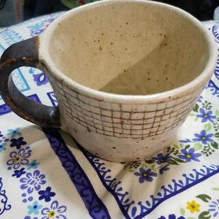 金成さんマグカップ2点(グラス/カップ)