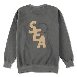 WIND AND SEA SWEAT SHIRT クルーネック Lサイズ