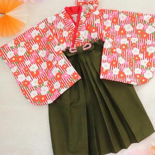 ハンドメイド✴︎ベビー袴✴︎(ファッション雑貨)