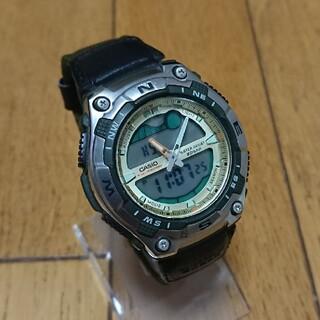 カシオ(CASIO)のCASIO AQW-100(腕時計(アナログ))