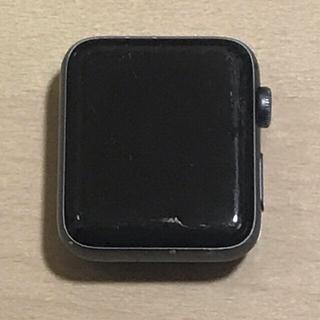 Apple Watch - Apple Watch series2 NIKE + 42mm 端末本体