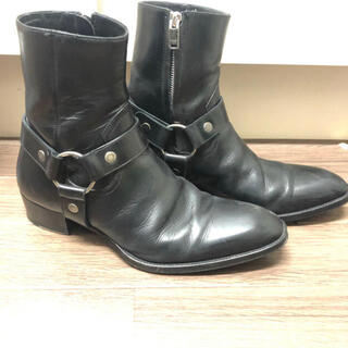 Saint Laurent - Saint Laurent Ring boots 27cm