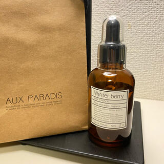 AUX PARADIS - AUX PARADIS Winter berry ウィンターベリー60ml