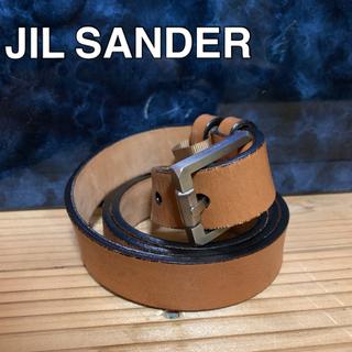 ジルサンダー(Jil Sander)のJIL SANDER レザーベルト(ベルト)