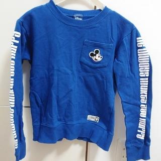 ディズニー(Disney)のミッキー トレーナー 140(Tシャツ/カットソー)